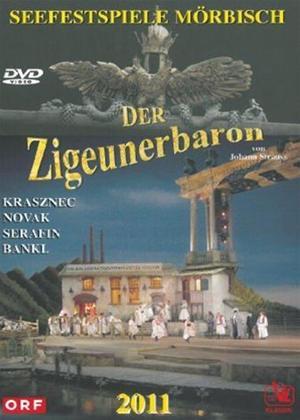 Rent The Gypsy Baron (aka Der Zigeunerbaron: Seefestspiele Morbich) Online DVD Rental