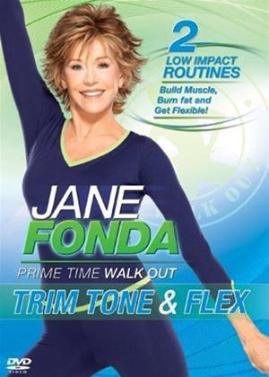 Rent Jane Fonda: Trim, Tone and Flex Online DVD Rental