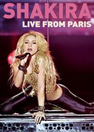 Rent Shakira: Live from Paris Online DVD Rental