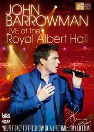Rent John Barrowman: Live at the Royal Albert Hall Online DVD Rental