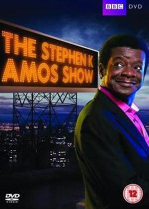 Rent The Stephen K. Amos Show Online DVD Rental