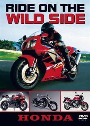 Rent Ride on the Wild Side: Honda Online DVD Rental