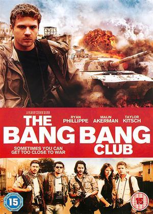 Rent The Bang Bang Club Online DVD Rental
