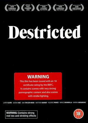 Rent Destricted Online DVD Rental