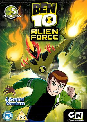 Rent Ben 10: Alien Force: Vol.5 Online DVD Rental
