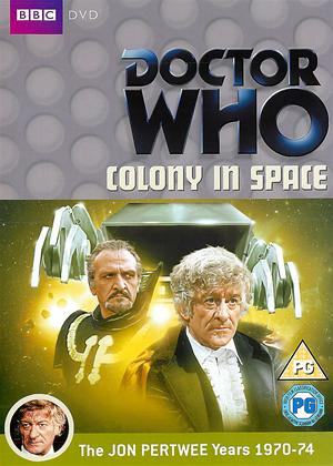 Doctor Who: Colony in Space Online DVD Rental