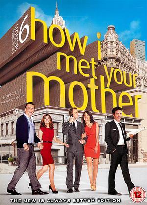 Rent How I Met Your Mother: Series 6 Online DVD & Blu-ray Rental