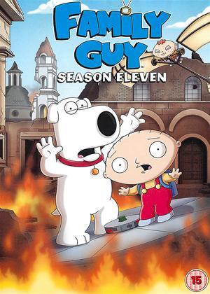 Rent Family Guy: Series 11 Online DVD Rental