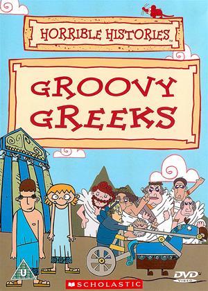 Rent Horrible Histories: Greeks Online DVD Rental