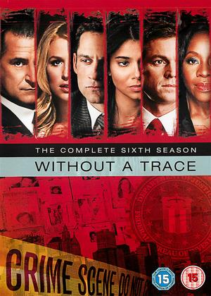 Rent Without a Trace: Series 6 Online DVD Rental