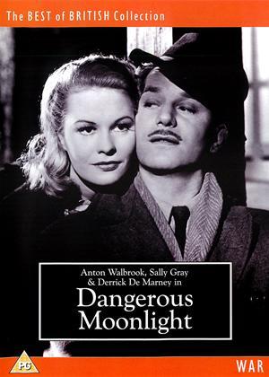 Rent Dangerous Moonlight Online DVD Rental