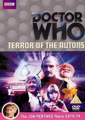 Doctor Who: Terror of the Autons Online DVD Rental