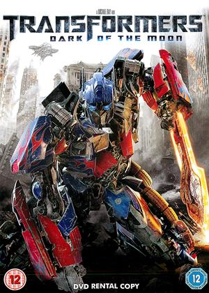 Transformers 3: The Dark of the Moon Online DVD Rental