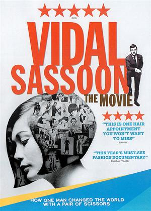 Rent Vidal Sassoon: The Movie Online DVD Rental