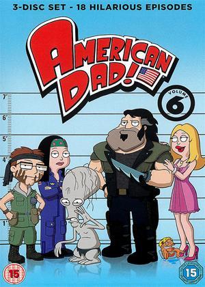 Rent American Dad!: Vol.6 Online DVD Rental