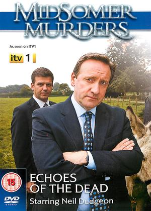 Rent Midsomer Murders: Series 14: Echoes of the Dead Online DVD Rental