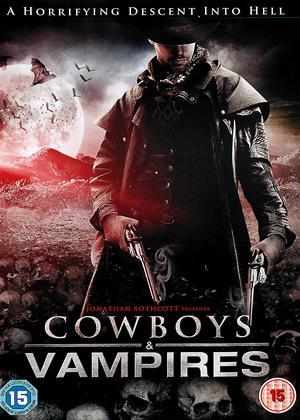 Rent Cowboys and Vampires Online DVD Rental
