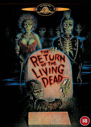 Rent The Return of the Living Dead Online DVD Rental