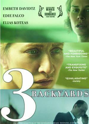Rent 3 Backyards Online DVD Rental