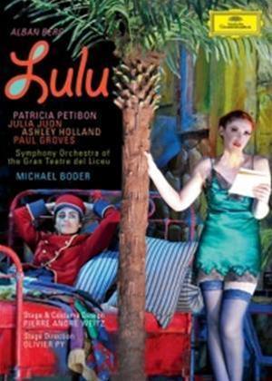 Rent Lulu: Gran Teatre Del Liceu (Boder) Online DVD Rental