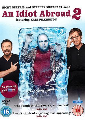 Rent An Idiot Abroad: Series 2 Online DVD Rental