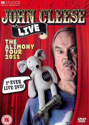 Rent John Cleese: Live: The Alimony Tour Online DVD Rental