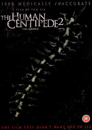 Rent The Human Centipede 2: Full Sequence Online DVD Rental
