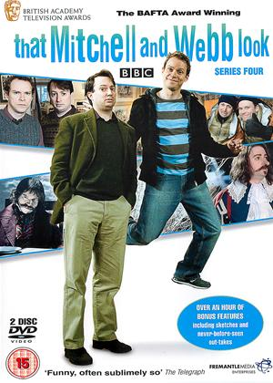 Rent That Mitchell and Webb Look: Series 4 Online DVD Rental