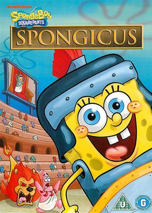 Rent SpongeBob SquarePants: Spongicus Online DVD Rental