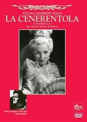 Rent La Cenerentola: Rome Opera (De Fabritiis) Online DVD Rental