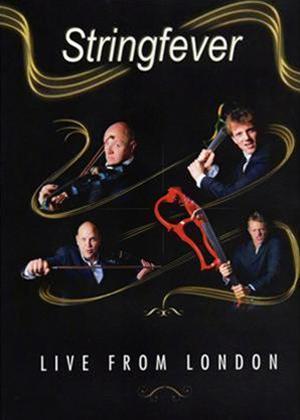 Rent Stringfever: Live from London Online DVD Rental