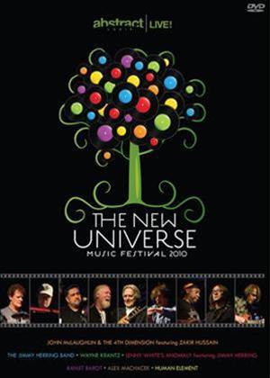 Rent Abstract Logix Live!: The New Universal Music Festival 2010 Online DVD Rental