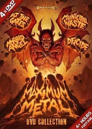 Rent Maximum Metal Online DVD Rental