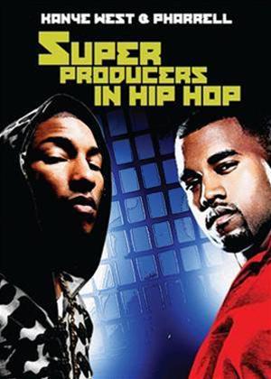 Rent Super Producers in Hip Hop: Kanye West and Pharrell Online DVD Rental