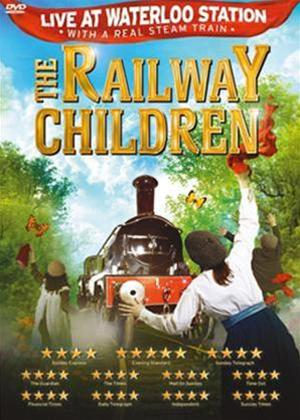 Rent The Railway Children: Live at Waterloo Station Online DVD Rental