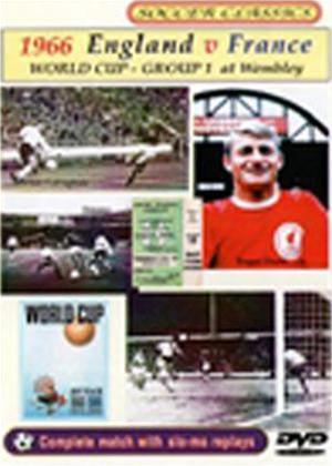 Rent England V France: 1966 World Cup Group 1 at Wembley Online DVD Rental