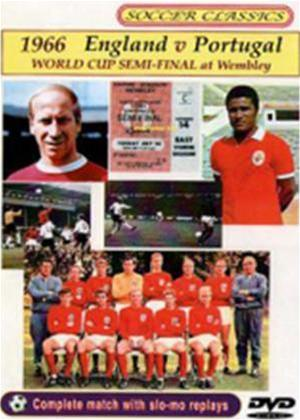 Rent England V Portugal: 1966 World Cup Semi-Final at Wembley Online DVD Rental