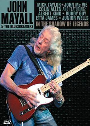 Rent John Mayall and the Bluesbreakers: In the Shadow of Legends Online DVD Rental