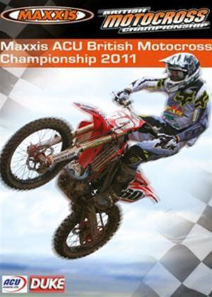 Rent British Motocross Championship Review: 2011 Online DVD Rental