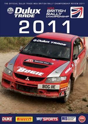 Rent British Rally Championship Review: 2011 Online DVD Rental