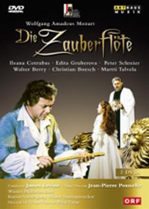 Rent Die Zauberflote: Salzburg Festival (Levine) Online DVD Rental