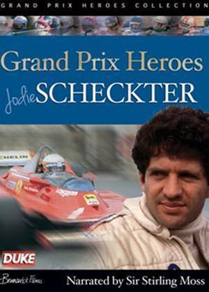 Rent Jody Scheckter: Grand Prix Hero Online DVD Rental