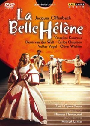 Rent La Belle Helene: Zurich Opera House (Harnoncourt) Online DVD Rental