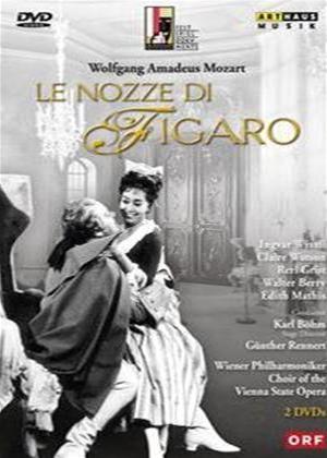 Rent Le Nozze Di Figaro: Wiener Philharmoniker Online DVD Rental
