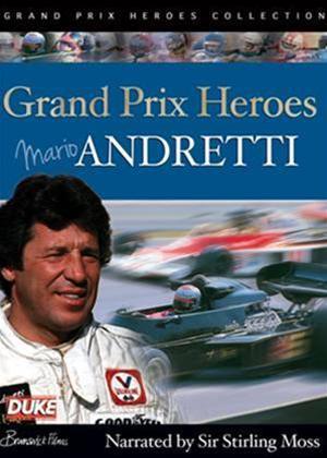 Rent Mario Andretti: Grand Prix Hero Online DVD Rental