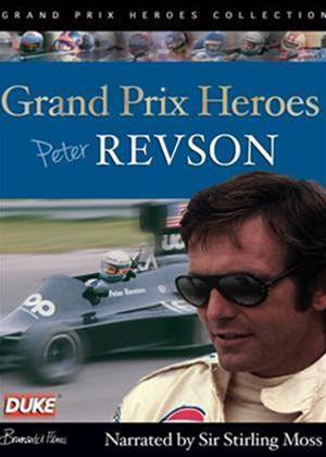 Rent Peter Revson: Grand Prix Hero Online DVD Rental