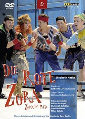 Rent Die Rote Zora: Komische Oper Berlin (Lasrsen-Maguire) Online DVD Rental
