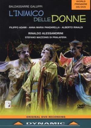 Rent L'Inimico Della Donna: Opera De Wallonie (Alessandrini) Online DVD Rental