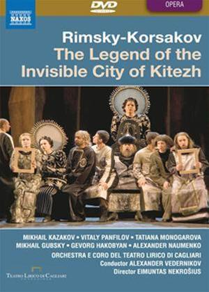 Rent The Legend of the Invisible City of Kitezh: Teatro Lirico Di Online DVD Rental