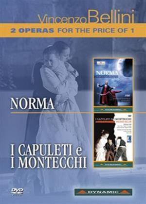 Rent Bellini: Norma/ I Capuleti E I Montecchi Online DVD Rental